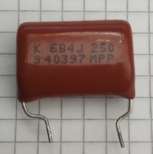 расшифровка номинала импортного конденсатора