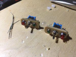 процесс создания переключателя подогрева сидений Lancer 9